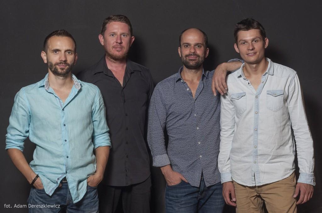 Dominik Bukowski Quartet feat. AmirElsaffar fot. Adam Dereszkiewicz